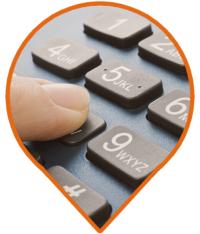 Handling the overflow of calls