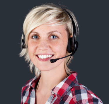 Connect receptionist ready for calls